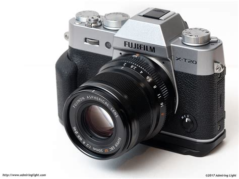 Fujifilm X T20 Kit16 50mm review fujifilm fujinon xf 50mm f 2 r wr admiring light