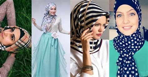 tutorial dandan hijab 4 motif hijab untuk ceriakan ramadanmu kumpulan tutorial