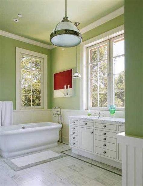 bathroom decorating ideas color schemes 22 modern bathroom ideas blending green color into