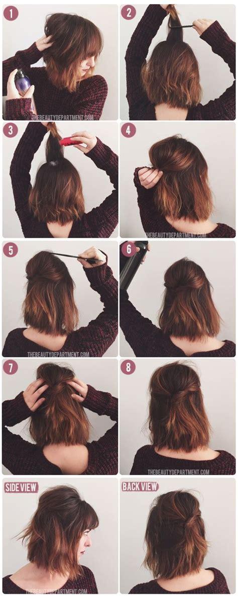 Berapa Masker Rambut Di Salon tanpa perlu ke salon ini 8 cara sulap rambut pendekmu