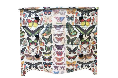 Butterfly Chest Of Drawers butterfly chest of drawers by bryonie porter