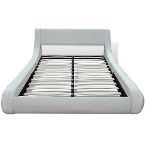 Bed Bigland 180 X 200 vidaxl nl imitatielederen bed 180 x 200 cm