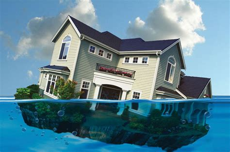 what does it mean to mortgage your house underwater housing yup it s a real thing and it s not pretty
