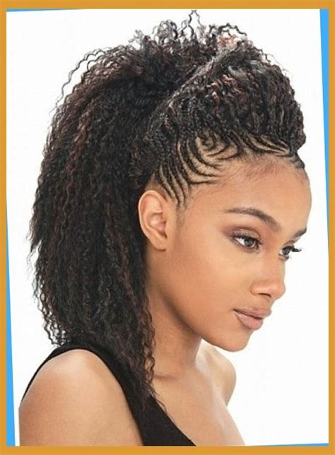 Types Of Braids For American Hair by 14 Best Black Braided Hairstyles Hair Within