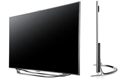 Tv Led 9 Inch Centrum Slim samsung un46f8000 46 inch 3d smart led lcd tv review