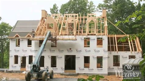 how to have a house built for you time lapse of home constructed start to finish youtube
