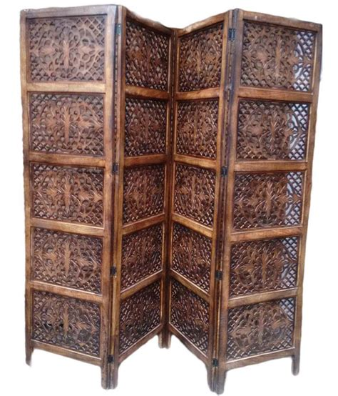 handcrafted wooden partition room divider aarsun woods aarsun woods wooden folding partition room divider buy