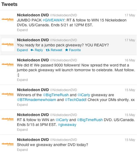 Nickelodeon Giveaway - 3 steps to getting started with social media social media examiner