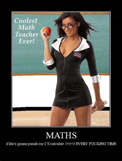 Hot Teacher Meme - coolest math teacher ever lolntroll