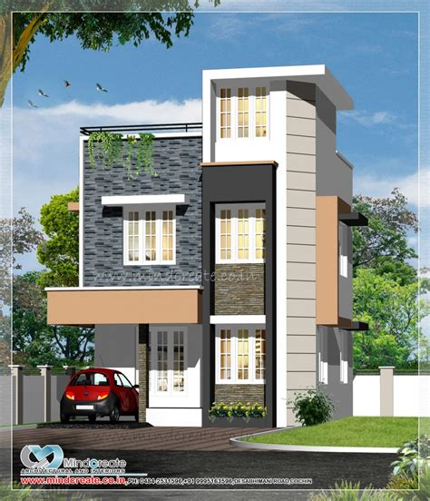 model house plans low cost house plans kerala model home plans