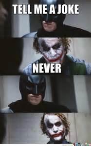 Joker Meme - batman joker meme pictures to pin on pinterest pinsdaddy