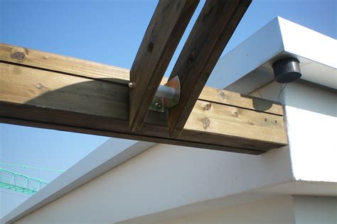 coperture terrazze in legno copertura in legno per terrazzo cool copertura terrazzo