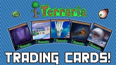 how to make trading cards terraria steam trading cards guide overview demize