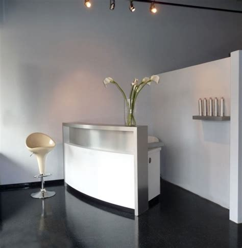 reception desks salon salon reception desk ideas studio design gallery