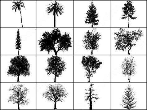 8 tree background patterns photoshop free brushes tree brush photoshop brushes in photoshop brushes abr