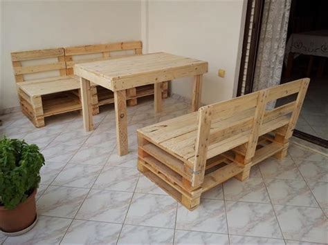 Furniture Building by Diy Pallet Furniture Pallet Idea