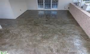 stained concrete patios images