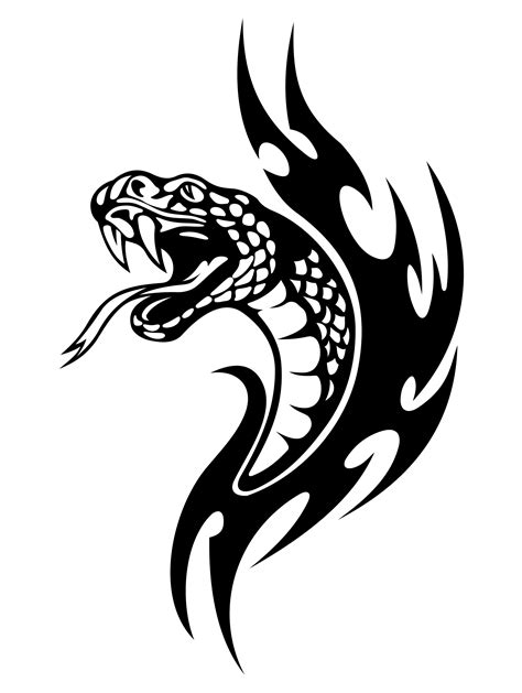 snake tribal tattoo designs tribal serpent tattoos tribal snake tats