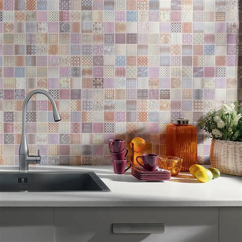 Patchwork Wall Tiles - win a 163 200 tile voucher to spend at walls and