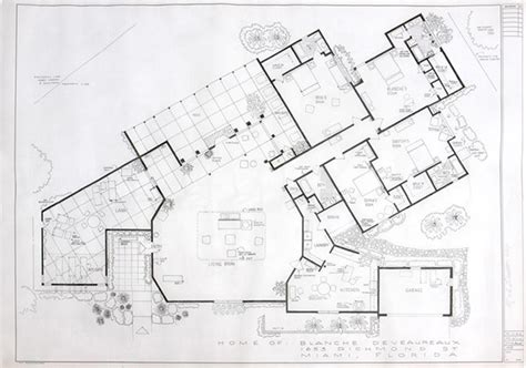 leave it to beaver house floor plan artist creates stunningly accurate blueprints of our