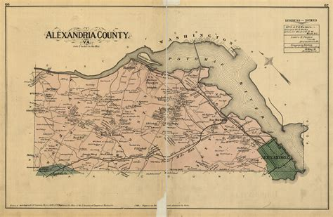 Search Alexandria Va File 1878 Alexandria County Virginia Jpg