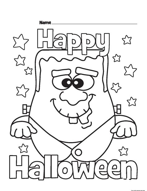 halloween coloring pages monsters werewolf color pages coloring pages