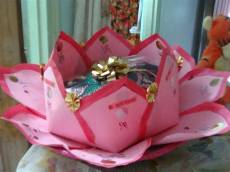 marraige gift packing creative sanchal