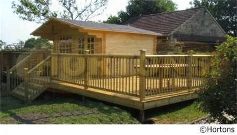 Log Cabins In Kent by Kent 4 5x3 5 Log Cabin Hortons Portable Buildings