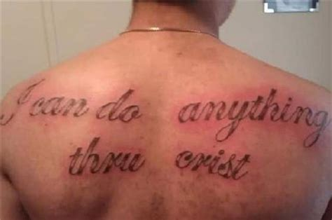 tattoo fails terrible tattoos with mistakes revealed the worst get worser 16 more bad tattoos worst tattoos