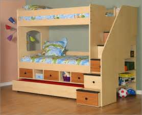 Bunk Bed With Stairs Plans Plans For Bunk Beds With Stairs Woodworking Projects