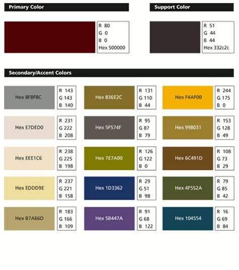 gold html color code brand colors maysnet