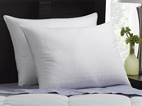 Luxury Luxe Pillows by Gel Fiber Filled Pillows Luxury Plush Alternative