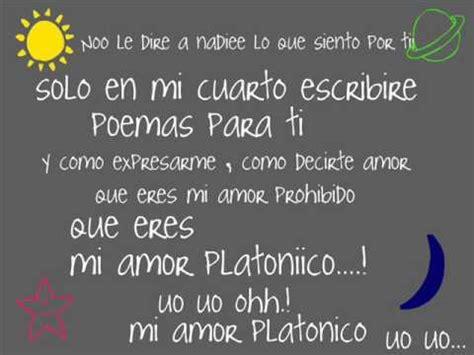 imagenes de amor platonico tumblr amor platonico manny montes con letra fdb youtube