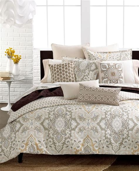 macy bedding sets echo odyssey comforter and duvet cover sets