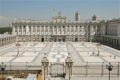 Palacio real madryt