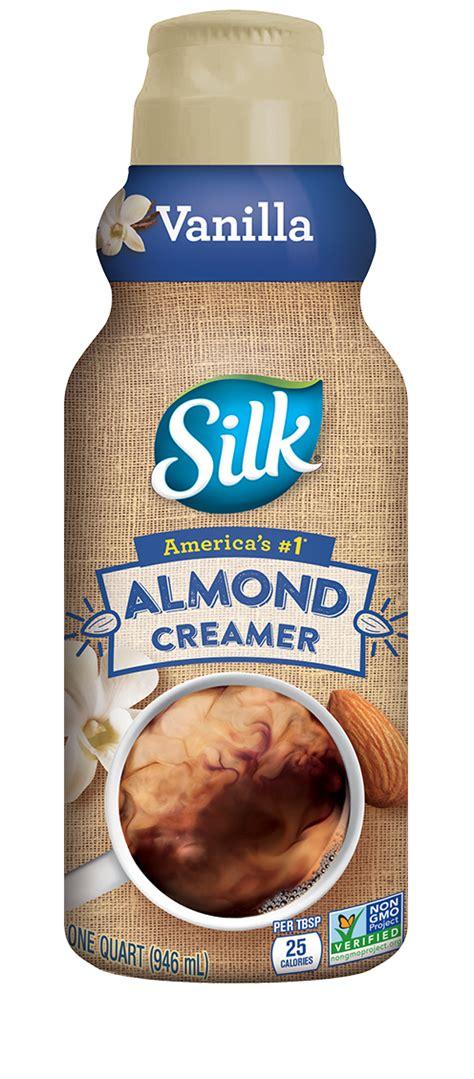 Almond Milk Flavour 500gr Crunchy Peanut vanilla almond creamer silk