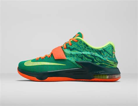 kd sneakers kd7 weatherman shoe brings heat to the forecast nike news