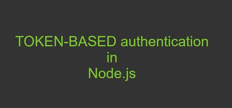 node js long polling tutorial token based authentication in node js using jwt ciphertrick