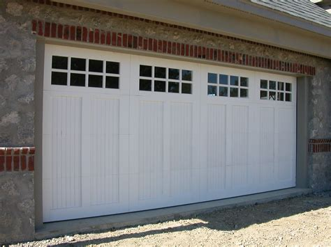Unique Garage Door by Clingerman Doors Custom Wood Garage Doors Clearville Pa