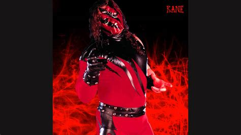 wwe theme songs kane wwe kane theme song out of the fire with arena effects
