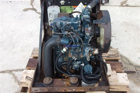 fits kubota  engine complete running