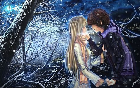 wallpaper of girl and boy together cloud nine together in love 2