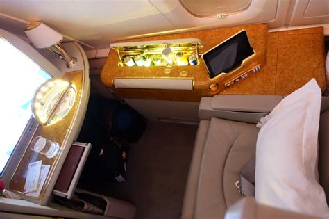 emirates first class review review emirates first class a380 new york to dubai