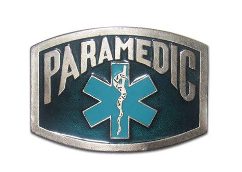 Quot Paramedic Epoxy Buckle Quot Heavy Cast Epoxy Inlay Buckle