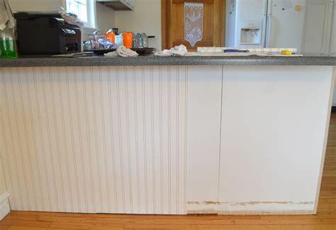 beadboard bar kitchen cabinets upgrade part 1 bumbleberries
