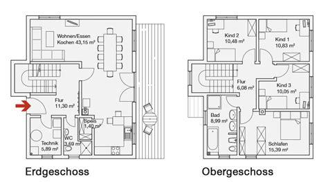 Baustil 1930 Einfamilienhaus by Einfamilienhaus Grundriss 3 Kinderzimmer Emphit