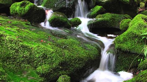revitalizing waterfall 11 hours gentle waterfall