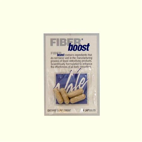 Does Vale Detox Work For Opiates by Fiber Boost Capsules Fast Daily Detox