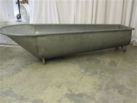 antique galvanized bathtub pinterest the world s catalog of ideas