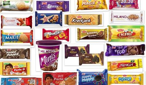 product layout of parle g pics top 5 packaged food companies in india